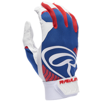 Rawlings 5150 Youth Batting Gloves - Youth - Blue / White