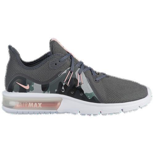 Nike Air Max Sequent 3 - Women s - Running - Shoes - Light Bone Volt Hot  Punch  2fa266c999
