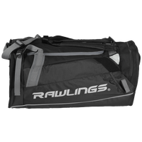 Rawlings Hybrid Duffel Bag - Black / Grey