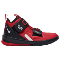Nike LeBron Soldier XIII - Boys' Grade School -  Lebron James - Red / Black