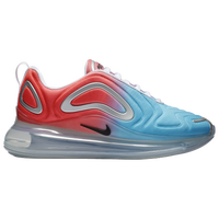 Nike Air Max 720 - Women's - Red / Light Blue