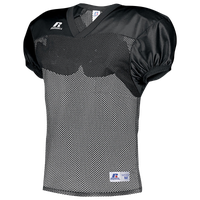 Russell Team Stock Practice Jersey - Men's - Black