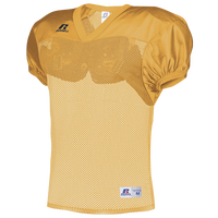 Russell Team Stock Practice Jersey - Men's - Gold