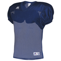 Russell Team Stock Practice Jersey - Men's - Navy