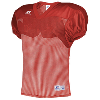 Russell Team Stock Practice Jersey - Men's - Red