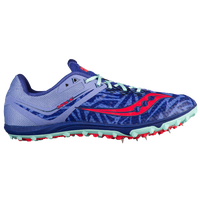 Saucony Havok XC Spike - Women's - Purple / Red