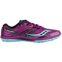 Saucony Kilkenny XC7 Flat - Women's - Purple / Light Blue