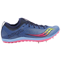 Saucony Havok XC2 Spike - Women's - Blue / Light Blue
