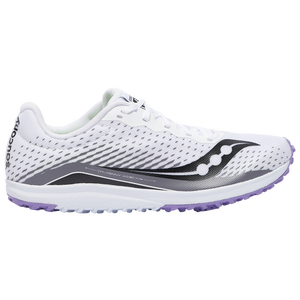 Saucony Kilkenny XC8 Flat - Women's - White/Purple