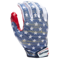Cutters Rev Pro 3.0 Printed Receiver Gloves - Men's - Blue