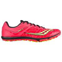 Saucony Havok XC Flat - Men's - Red / Light Green