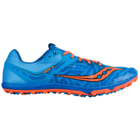 Saucony Havok XC Flat - Men's - Blue / Orange