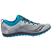 Saucony Havok XC2 Spike - Men's - Grey / Blue