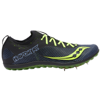 Saucony Havok XC2 Spike - Men's - Black / Light Green
