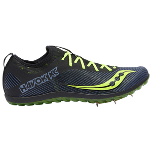 Saucony Havok XC2 Spike - Men's - Black/Citron