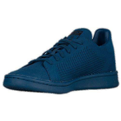 adidas Originals Stan Smith Primeknit - Boys\u0027 Grade School - Casual - Shoes  - Tech Steel/Tech Steel/Black