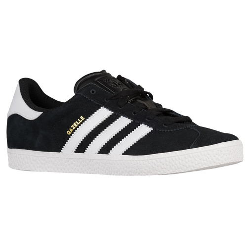 adidas Originals Gazelle 2 - Boys\u0027 Grade School - Casual - Shoes - Eqt  Yellow/Black/White