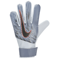 Nike Match Goalkeeper Gloves - Grade School - Blue
