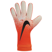 Nike Mercurial Touch Elite Goalkeeper Gloves - White / Orange