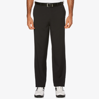 PGA Tour Expandable Waistband Golf Pants - Men's - Black