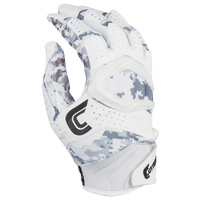 Cutters Rev Pro 2.0 Camo Receiver Gloves - Men's - White / Grey