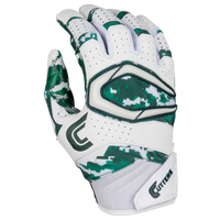 Cutters Rev Pro 2.0 Camo Receiver Gloves - Men's - Dark Green / White