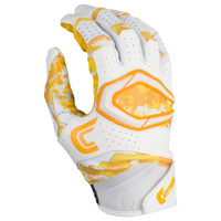 Cutters Rev Pro 2.0 Camo Receiver Gloves - Men's - Gold / White