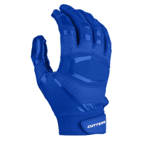 Cutters Rev Pro 3.0 Solid Receiver Gloves - Men's - Blue / Blue