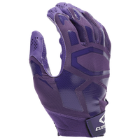 Cutters Rev Pro 4.0 Solid Receiver Gloves - Men's - Purple