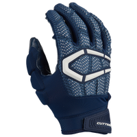 Cutters Gamer 3.0 Padded Football Gloves - Men's - Navy