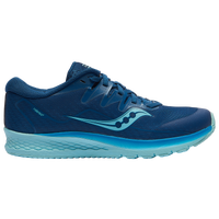 Saucony Ride ISO 2 - Girls' Grade School - Blue