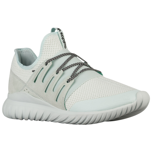 adidas Originals Tubular Radial - Men's - Casual - Shoes - Ice Mint/Ice Mint/Black