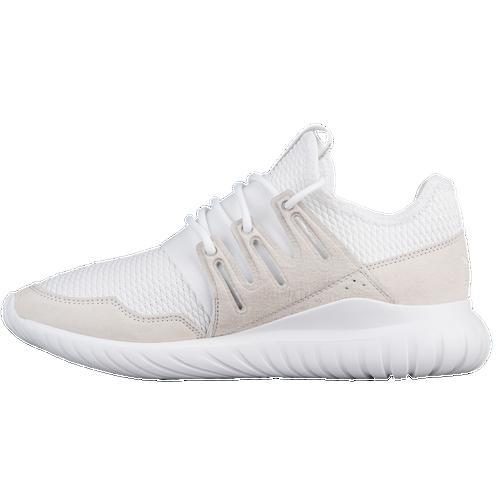 adidas Originals Tubular Radial - Men s - Casual - Shoes - White White White 204d3beae