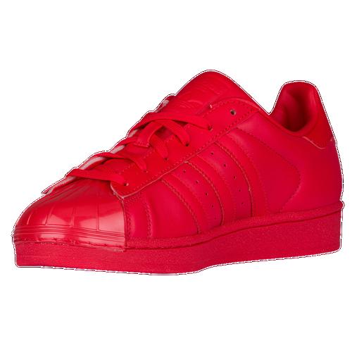 nouvelle arrivee fb449 719df usa adidas superstar women red 6253c ad074