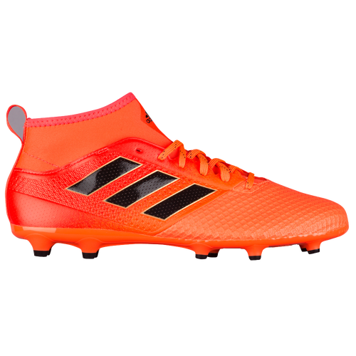 adidas ACE 17.3 FG - Men's Soccer Cleats - Solar Orange/Core Black/Solar Red S77065