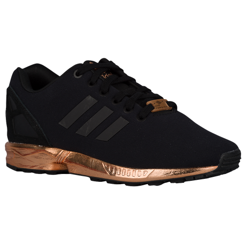 acheter populaire f4605 bdfee uk adidas zx flux bronze and sort 3c81c 023e1