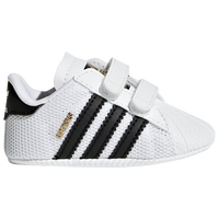 adidas Originals Superstar Crib - Boys\u0027 Infant - White / Black