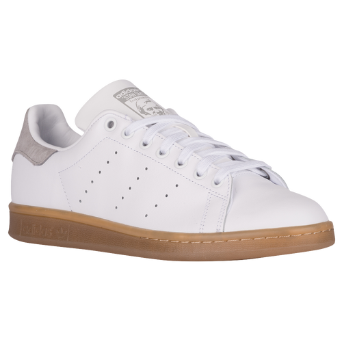 adidas Originals Stan Smith - Men\u0027s - Casual - Shoes - White/White/Solid  Grey