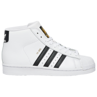 adidas Originals Pro Model - Boys' Grade School - adidas Originals - Casual  - White/Black/White