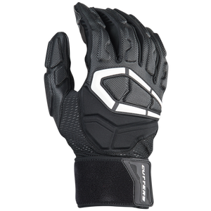 Cutters Force 3.0 Lineman Football Gloves - Men's - Black