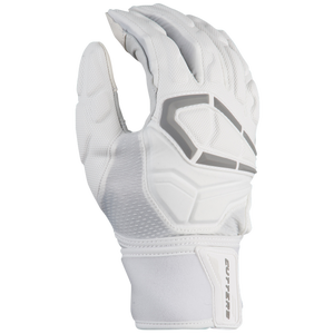 Cutters Force 3.0 Lineman Football Gloves - Men's - White
