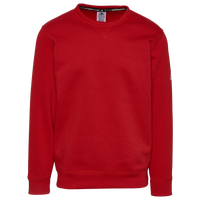 adidas Fleece Crew - Men's - Red