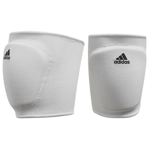 "adidas 5"" Knee Pads - White/Black"