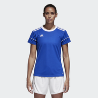 adidas Team Squadra 17 Short Sleeve Jersey - Women's - Blue / White