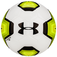 Under Armour Desafio 495 Soccer Ball - White / Yellow