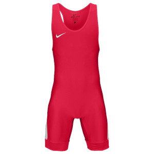 Nike Grappler Elite Wrestling Singlet - Men's - Red