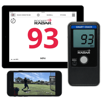 Pocket Radar Smart Coach Radar - Black