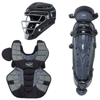 Rawlings Velo 2.0 Adult Catcher's Set - Adult - Black
