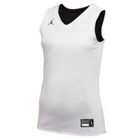 Jordan Team Reversible Practice Jersey - Women's - White / Black