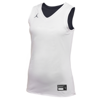 Jordan Team Reversible Practice Jersey - Women's - White / Grey